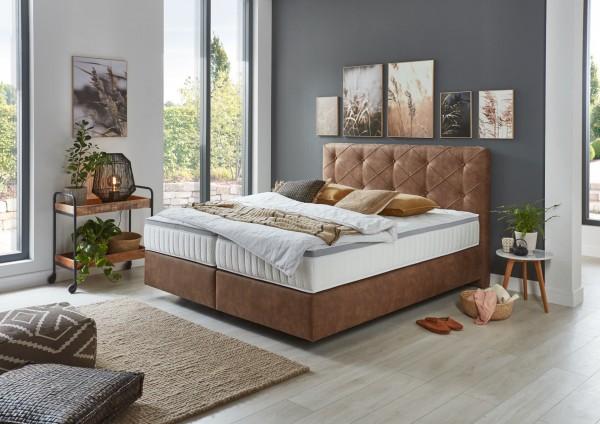 Boxspringbett ° ZÜRICH premium & comfort