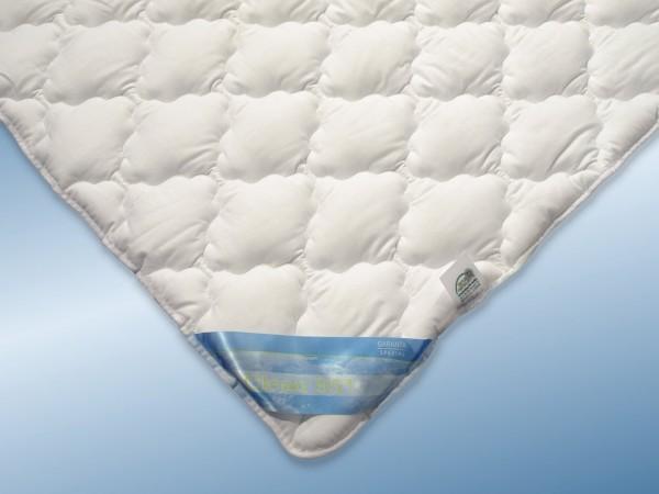 Matratzen - Auflage gesteppt CLEAN 95°