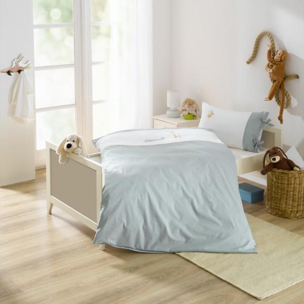 Kinder & Baby Bettwäsche Kroko