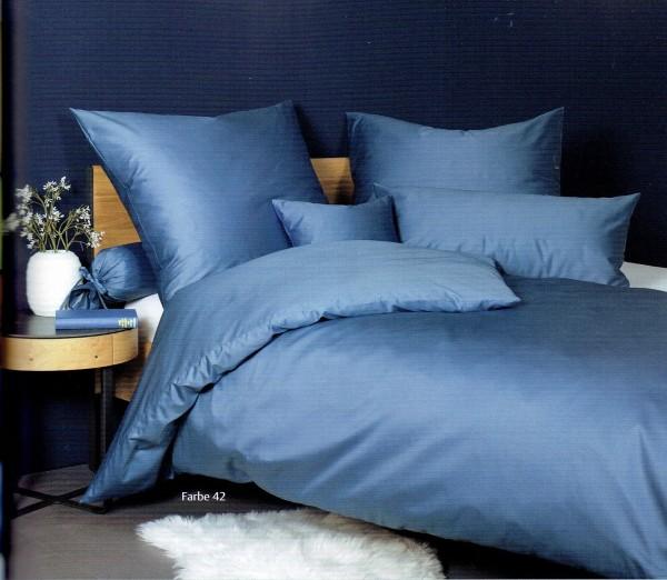 Bettwäsche Maco - Satin einfarbig uni - 21 Farben