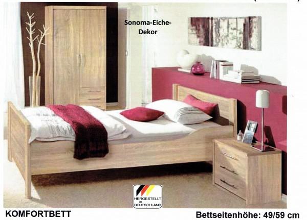 Komfortbettgestell HELENE