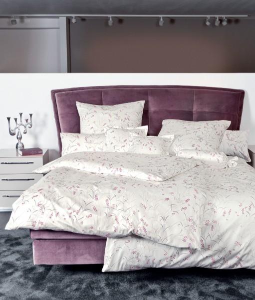Bettwäsche Interlock - Jersey floral