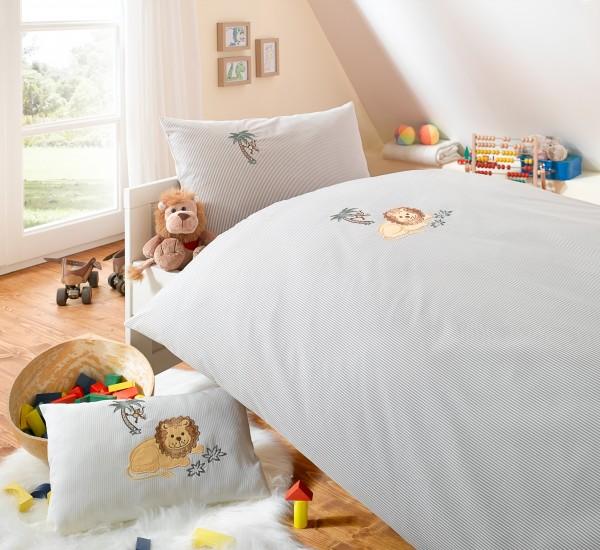 Kinder & Baby Bettwäsche Löwe