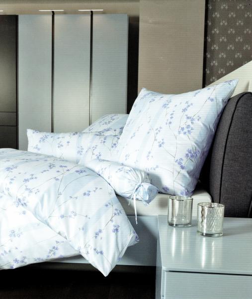Bettwäsche Maco - Satin Design flora 2 ° nur 1 Garnitur