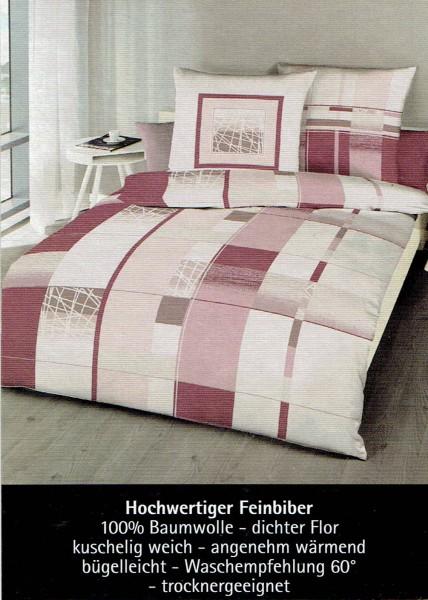 Bettwäsche - Feinbiber dialog-1
