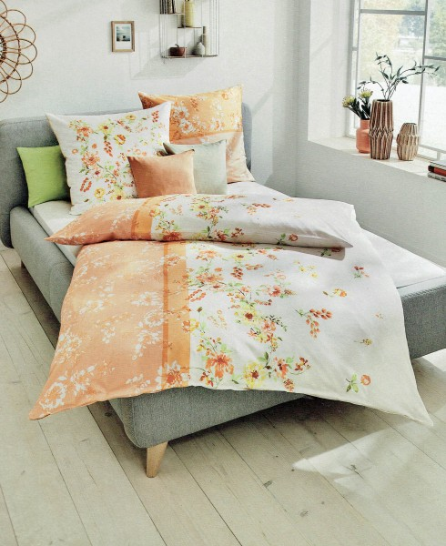 Bettwäsche Maco-Satin design floral 45